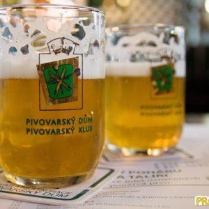 Pivovarský dům (The Brewery House)