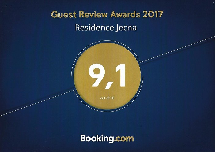 2017 Guest Review Awards