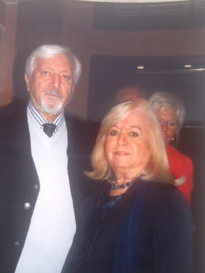 Bruna Moresco and Karim Amirfeiz